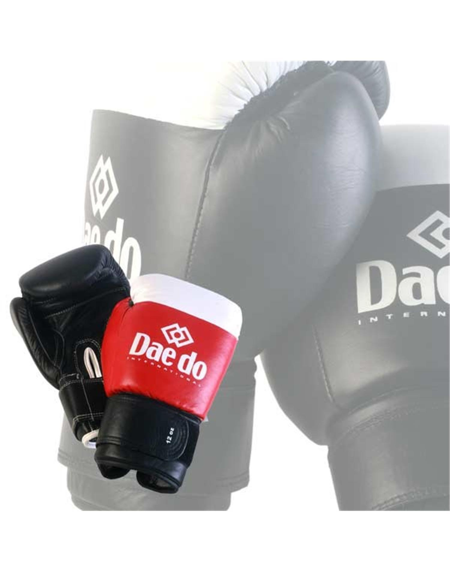 Dae Do Guanti Boxe multi Dae do Nero Bianco 10-oz