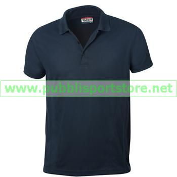 NewWave Polo ICE Sport Clique Polyestere (XL - BLU NAVY)