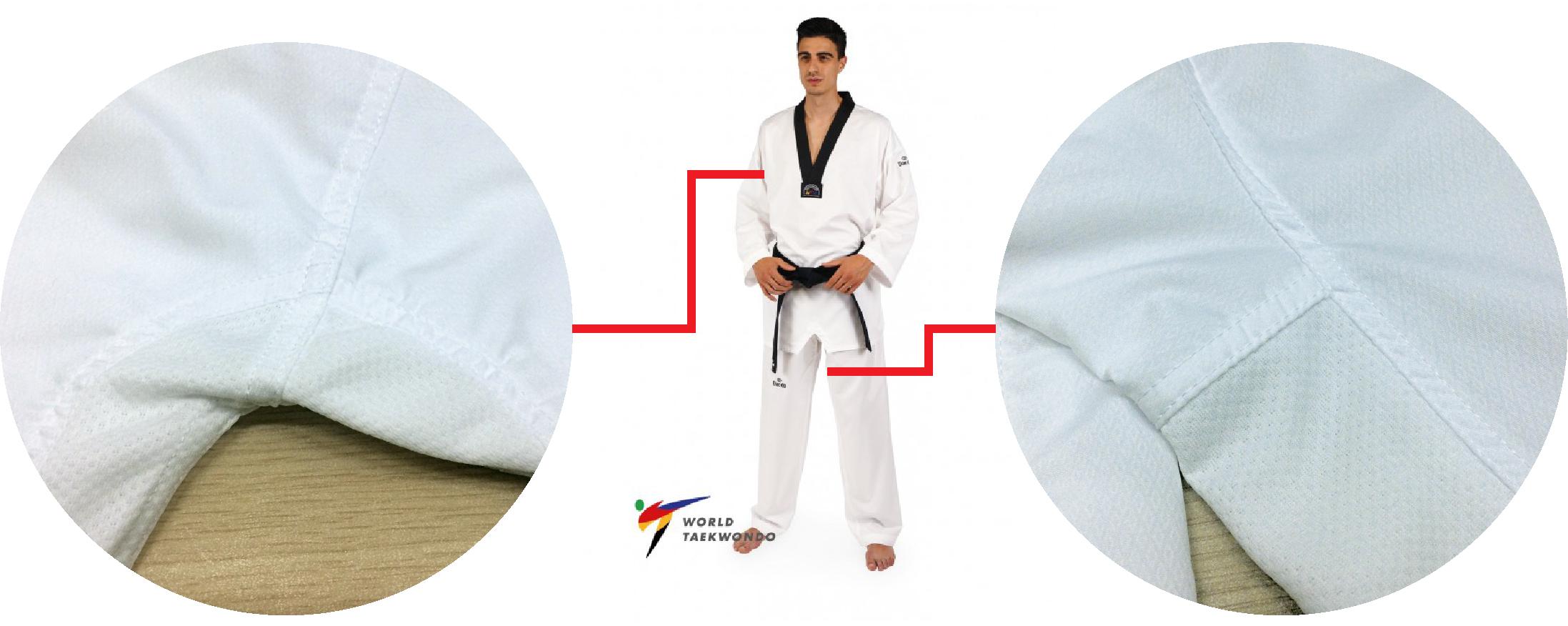 Dobok  Taekwondo UltraLight 40G
