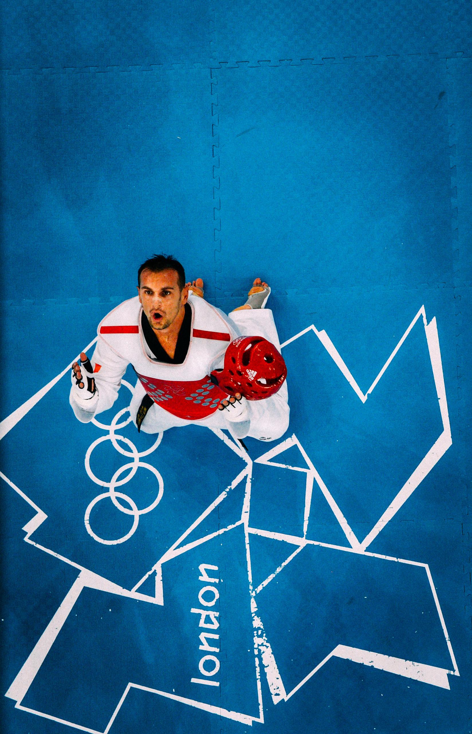 libroAngelo Cito Carlo Molfetta Oro Olimpiadi Londra 2012 L'importante non è partecipare